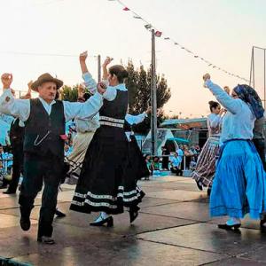 Rancho Folclórico de São Tiago de Mirandela