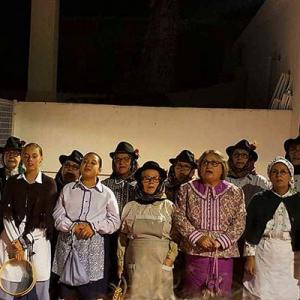 Grupo Coral Feminino Alentejano de Cantares Alentejanos da Granja