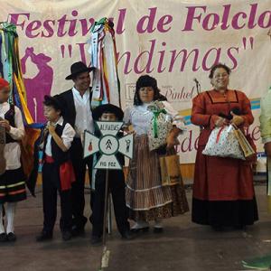 """Rancho Folclórico """"A Flor do Campo"""""""
