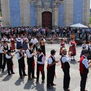 Ribeira de Pena, Festival de Folclore