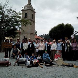 "Rancho Folclórico ""As Capuchas"""