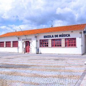 Escola de Música do Centro Cultura Pedro Álvares Cabral - Belmonte