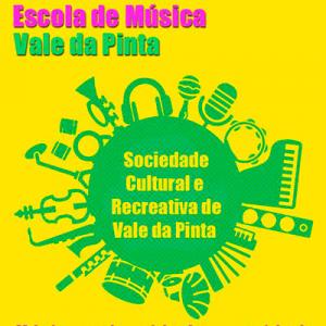 Escola de Música da Sociedade Cultural e Recreativa de Vale da Pinta