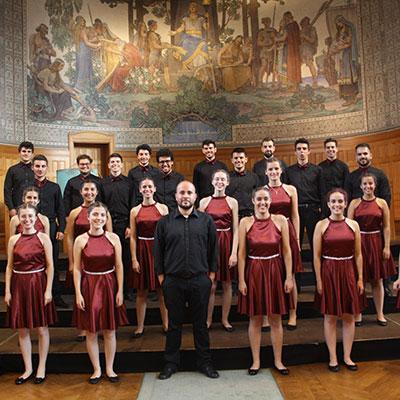 Coro da Academia de Música de Castelo de Paiva