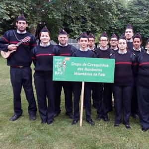 Grupo de Cavaquinhos dos Bombeiros Voluntários de Fafe