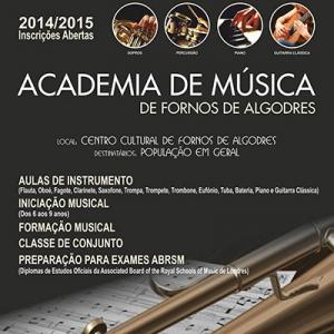Academia de Música de Fornos de Algodres