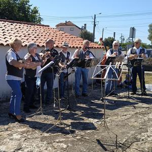 Grupo de Cavaquinhos do Clube Caça e Pesca de Oliveira do Hospital
