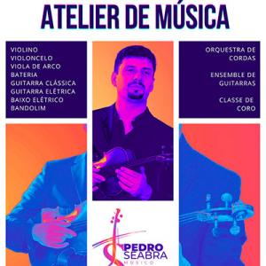 Pedro Seabra - Atelier de Música