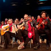 Cantar dos Reis em Ovar, créditos Etc e Tal Jornal