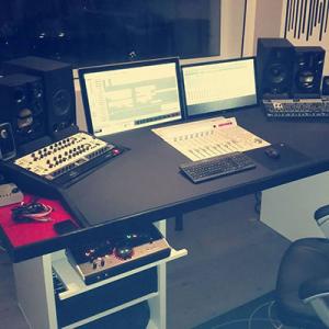 Stone Sound Studio, Paredes