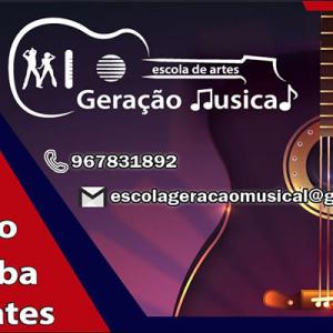 Geração musical - Escola de Artes
