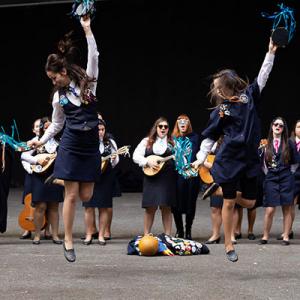 Tuna Com Elas - Tuna Feminina da Associação Académica da Universidade dos Açores
