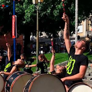 Karma Drums, créditos Toca Rufar