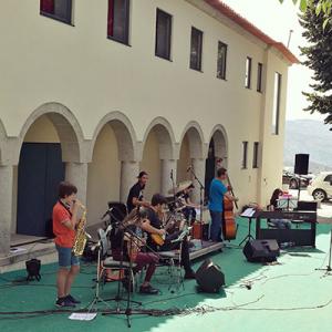 Escola Municipal Sabor Artes, Torre de Moncorvo, combo de jazz