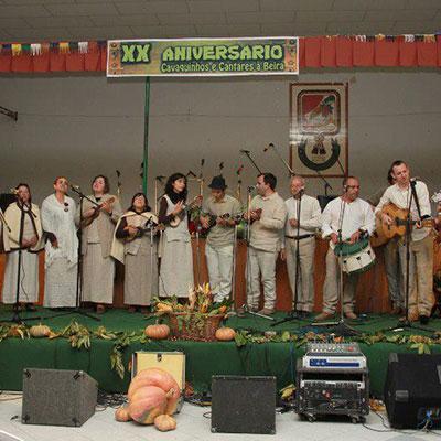Grupo de Cavaquinhos e Cantares à Beira